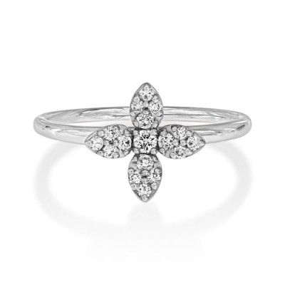 18Ct. Gold Diamond Ring