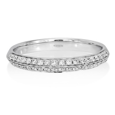 0ct. diamond ring set with diamond in eternity ring smallest Image