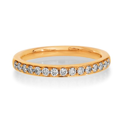 Nayum Diamond Ring in 18Ct. Rose Gold