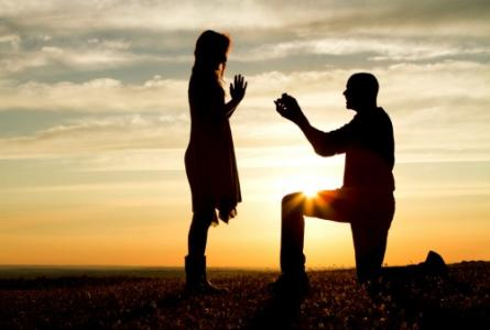 When is the best time to propose - and where?